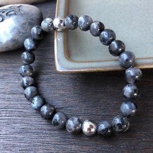 Jewelry - 🆕🆕🆕✨LABRADORITE BRACELET 8mm✨
